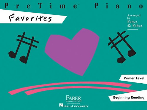 PreTime Piano Favorites: Primer Level