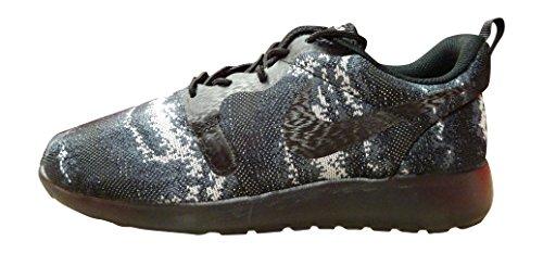 Nike Herren Roshe one kjcrd Laufschuhe, schwarz Wolf Grau Dunkelgrau, 45 EU