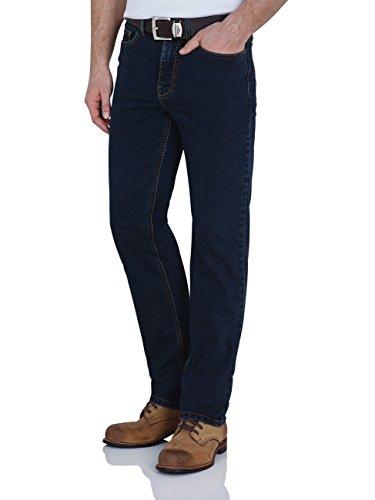 PADDOCK'S Ranger Jeans Herren, Stone Blue, Slim Leg Mid Rise, Gerader Schnitt (W36/L34)