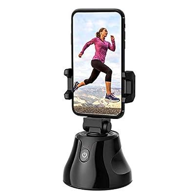eirix Selfie Stick 360°Rotation Auto Face & Object Tracking Smart Shooting Camera Phone Mount, Vlog Shooting Smartphone Mount Holder by EIRIX
