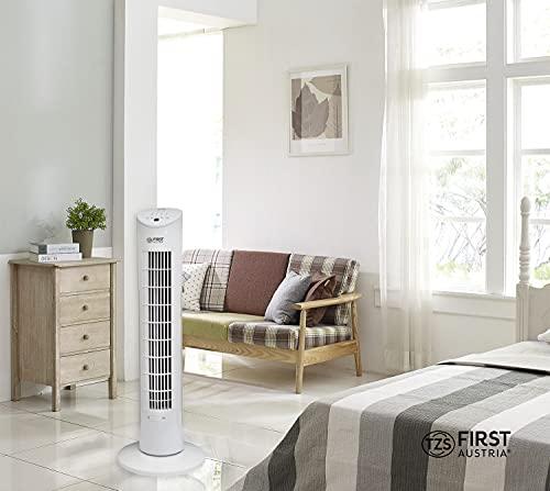 Säulenventilator mit Fernbedienung: TZS First Austria kaufen  Bild 1*