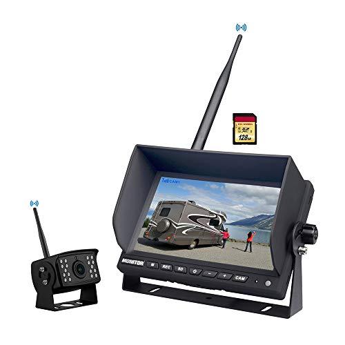 FHD 1080P Digital Wireless Backup Camera System