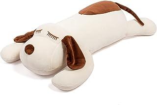 Stuffed Animal Dog Plush Toy 17.5 Inch Hugging Pillow Kawaii Plush Soft Pillow Dolll Dog, Plush Toys Gifts for Girl Boy Ba...