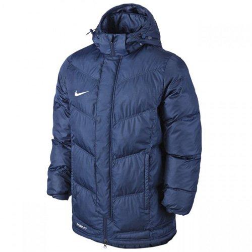 Nike Herren Winterjacke Team Winter, Obsidian/White, M, 645484-451