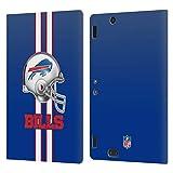 Head Case Designs Licenciado Oficialmente NFL Casco Logotipo de Buffalo Bills Carcasa de Cuero Tipo ...