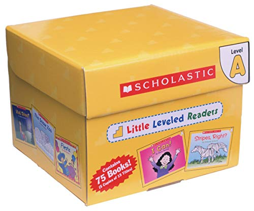 Compare Textbook Prices for Little Leveled Readers: Level A Box Set: Just the Right Level to Help Young Readers Soar Illustrated Edition ISBN 9780545067690 by Scholastic,Teaching Resources, Scholastic,Scholastic