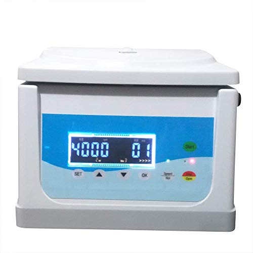 WLL-DP Electric TG16-W Tabletop High Speed 16000rpm 8x5ml Micro Centrifuge with Timer for Lab