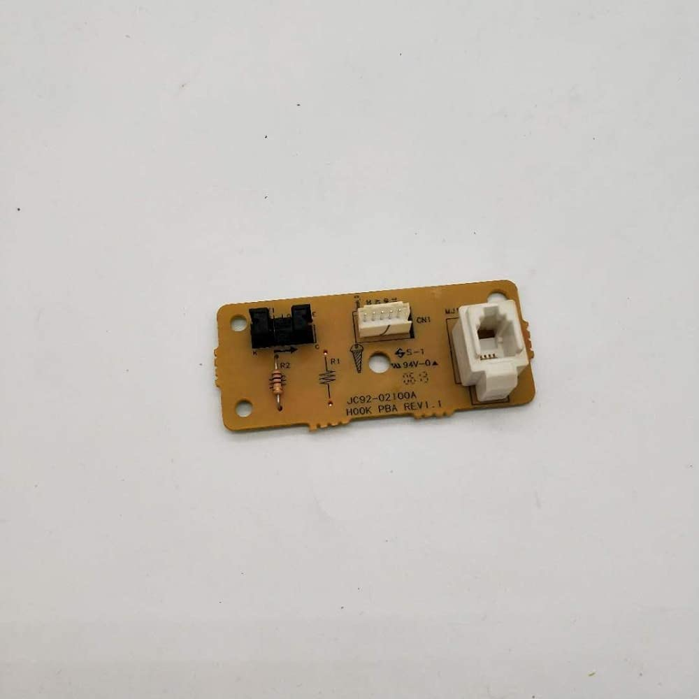 YJDSZD Printer Parts Sensor fax Board Compatible with Samsung scx-4521hs Printer Printer Replacement Spare