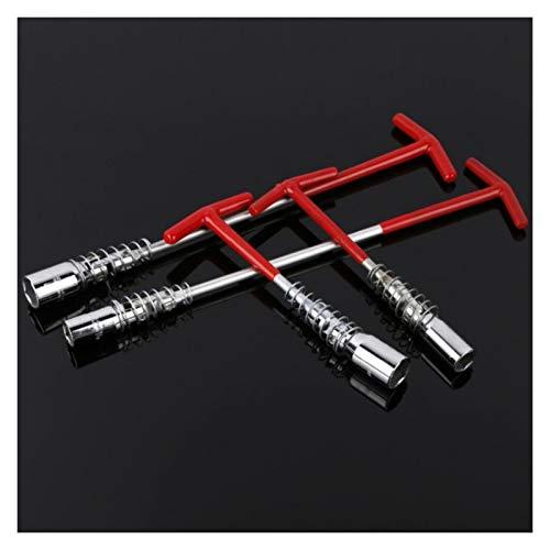 Xianggujie L Handle Car Auto Socket Wrench Wrench Herramienta de Mano (Color : 16 mm)