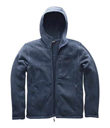 THE NORTH FACE Gordon Lyons Hoody Jacket Men TNF Medium Grey Heather 2018 Funktionsjacke, L, shady blue