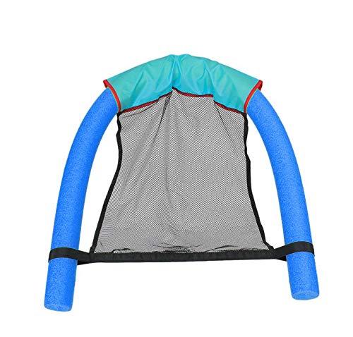 Warmwin Pool Party Kinderbett Sitz Wasser Entspannender schwimmender Schwimmring Pool Toy Noodle Chair Erstaunlicher schwimmender Stuhl New