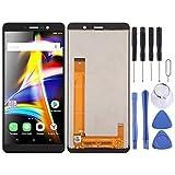 YANTAIAN Piezas de reparación de teléfonos celulares Pantalla LCD y digitalizador Asamblea Completa de BQ BQ5508L Siguiente LTE