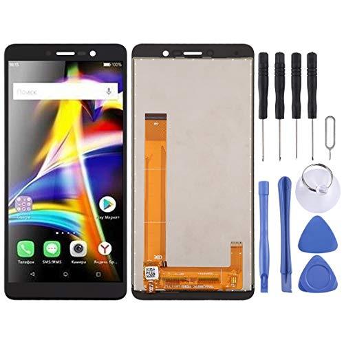 kangruwl Reemplazar revisión por Partes telefónicas Pantalla LCD y Montaje Completo de digitalizador para BQ BQ-5508L Siguiente Accesorio LTE