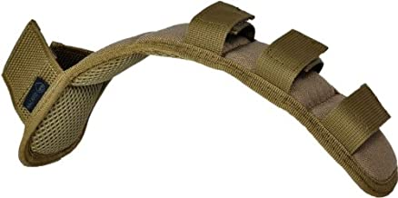 HAZARD 4 Deluxe(TM) Shoulder Strap Pad w/MOLLE Top (R) - Coyote