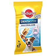 Pedigree Dentastix Daily Oral Care Small Dogs 70 Pack