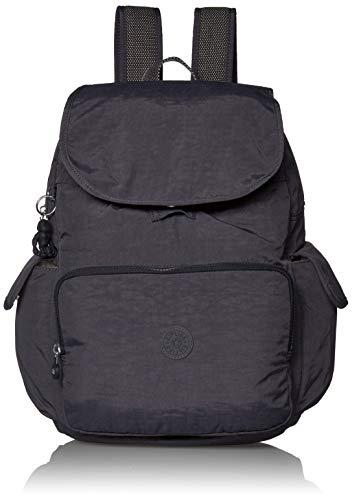 Kipling Women's Zax Backpack Diaper Bag, Night Grey, One Size