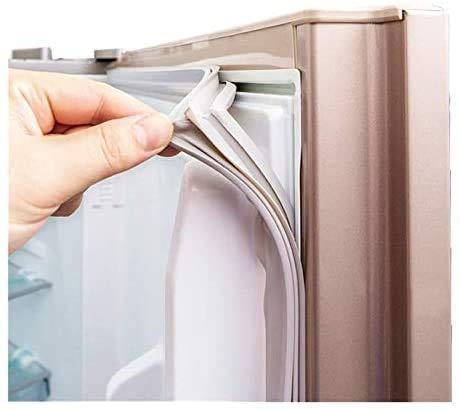 WMZQW Guarnizioni Frigo Universale Personalizzati Porta Ogni Dimensione Frigorifero Parts Bosch Frigorifero Bianco