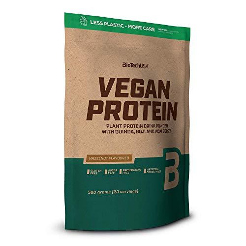 BioTechUSA Vegan Protein En polvo con sabor bebida a base de proteína...