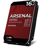 WP Arsenal 16TB SATA 7200RPM 3.5-Inch DAS Hard Drive