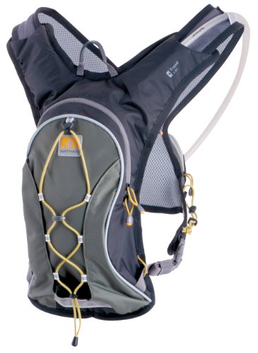Nathan X-Ceed Hydration Pack (Black/Olive)