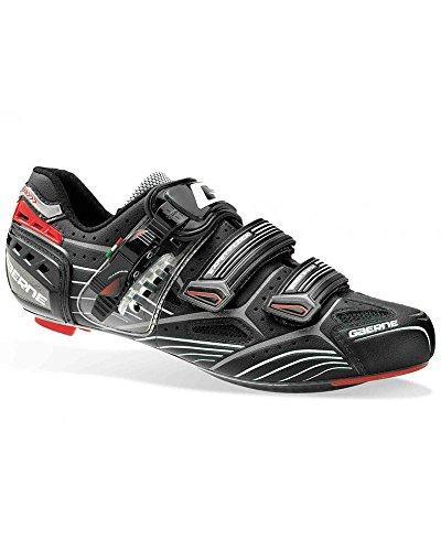 Gaerne Carbon G.Platinum+ Rennradschuhe, Schwarz - Schwarz, 39