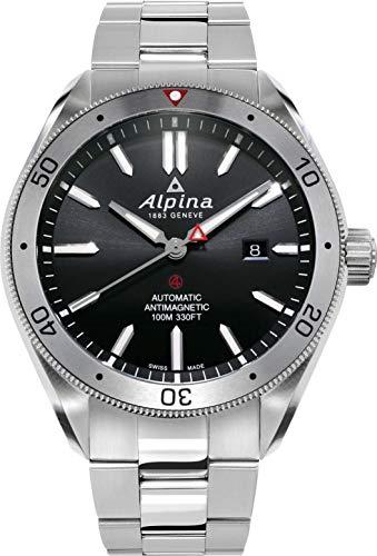 Alpina Geneve Alpiner 4 Automatic AL-525BS5AQ6B Orologio automatico uomo