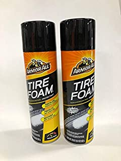 Armor All Tire Foam Protectant 20 oz (Pack of 2)