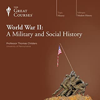 World War II: A Military and Social History cover art
