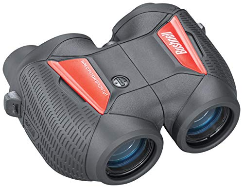 Bushnell Waterproof Spectator Sport Binocular, 8x25mm, Black (BS1825)