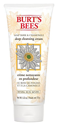 Burt's Bees 99.9% Natural Cleanser Soap Bark and Chamomile Deep Cleansing...