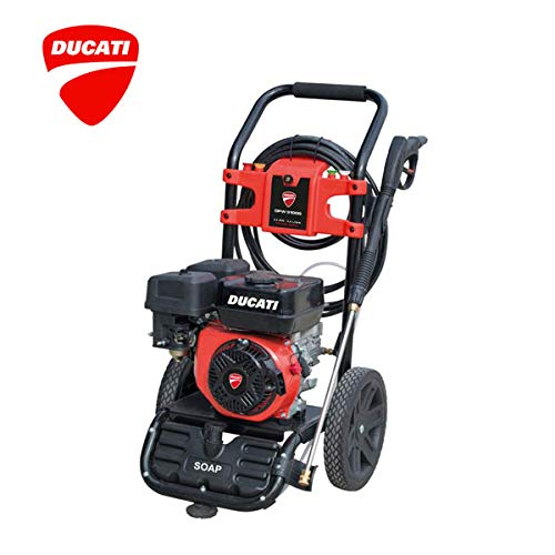 Ducati - Hidrolimpiadora gasolina DPW3100G