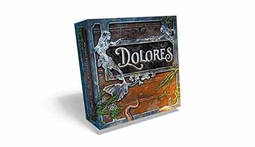 Asmodee- Juego de Cartas Dolores (DOL01ES)