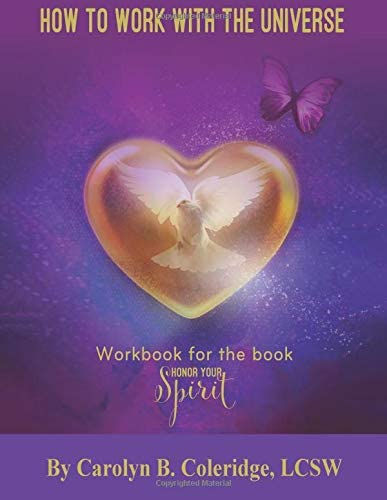 How To Work With The Universe Honor Your Spirit Workbook product image