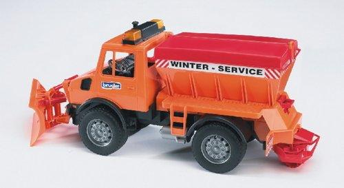 Bruder Unimog Winterdienst, 1 Stück