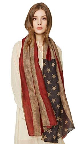 SEW ELEGANT NEW Royal Occasion Rustic American Flag...