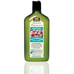 Avalon Organics Shampoo Ttree Trtment