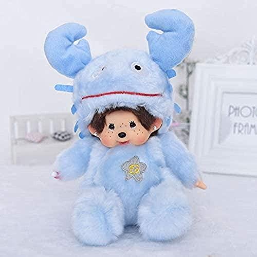 wangYUEQ Una muñeca de Peluche de Peluche para un Regalo de cumpleaños de Escorpio a su Novia