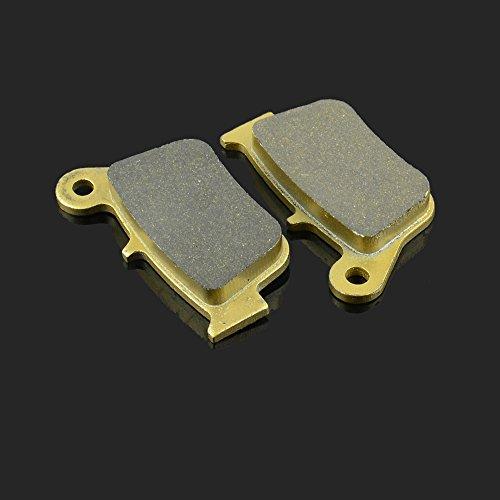 Rapide Pro 83.35 X 47.55 X 11.9 mm 1 paire de plaquettes de frein arrière pour SYM Max SYM 400i 11–15 Max SYM 600i 14–15