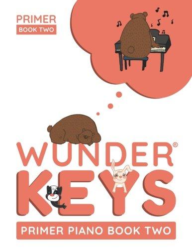 WunderKeys Primer Piano Book Two