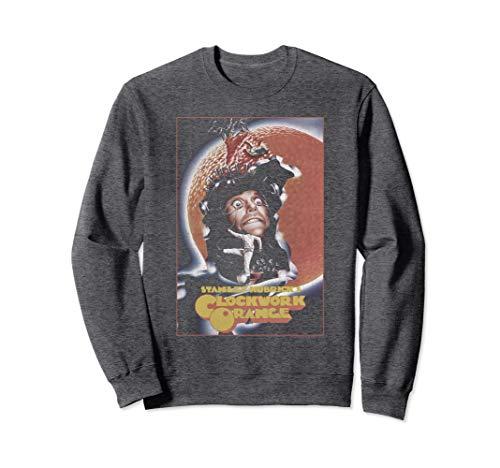 A Clockwork Orange Distressed Poster Sweatshirt