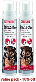 Dog training pet training spray on shoes furnitures Beaphar INDOOR BEHAVIOR SPRAY FOR DOG 125 ML Value pack of 2 pcs