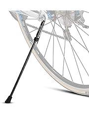 ROCKBROS(ロックブロス)クイック スタンド ロードバイク キックスタンド カーボン製 簡単取り付け 片足 軽量 26インチ以下/700C対応可
