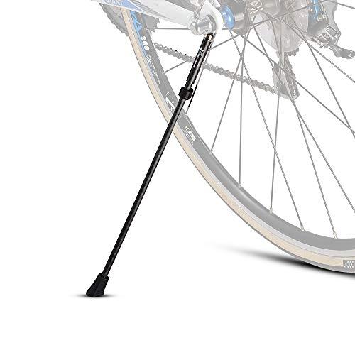 ROCKBROS(ロックブロス)スタンド 自転車 キックスタンド ロードバイク カーボン製 簡単取り付け 片足 転倒...