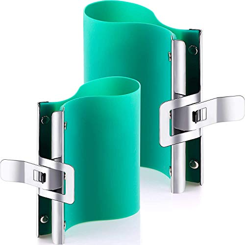 Hiope 15 Unzen und 11 Unzen Silikonbecherklemme, 3D Sublimation Silikon Becher Wrap Cup Clamp Fixture zum Bedrucken von Bechern Transferpressen