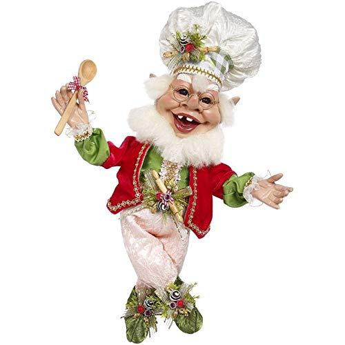 Mark Roberts 2020 Limited Edition Collection Confectionary Elf Figurine, Medium 17.5'' - Deluxe Christmas Decor and Collectible