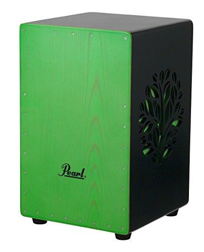 Pearl 3D Cajon Green Tree