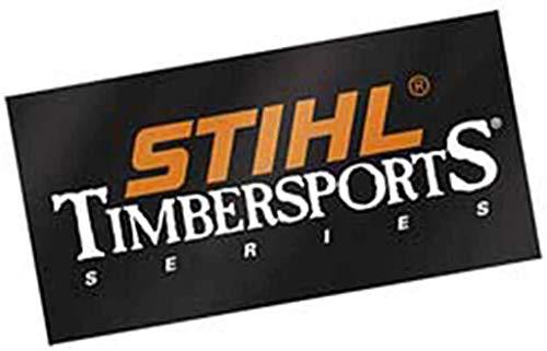 Stihl TIMBERSPORTS® Aufkleber 21 x 24 cm