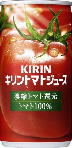 トマトジュース 濃縮トマト還元 190g×30本 缶