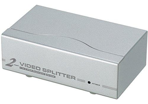 ATEN VS92A 2-Port VGA Monitor Verteiler