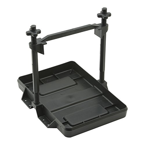 Attwood 9097-5 All - Plastic Hd 24 Series Battery Tray